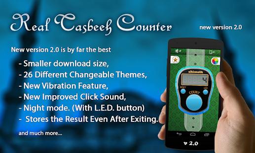 App Real Tasbeeh Counter APK for Windows Phone
