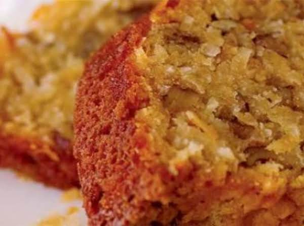 Coconut Crumb Cake