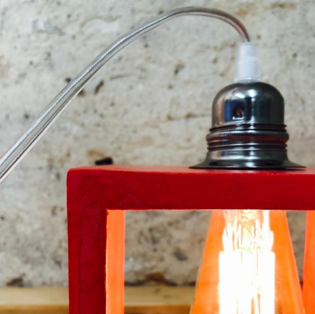 Fil élecrique transparent