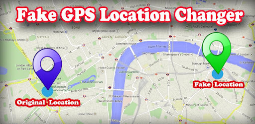 Fake GPS Location Changer - by Diamond Studio Apps - Tools