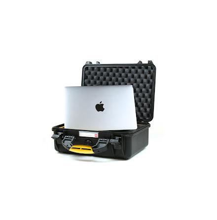 Case HPRC 2350 for Macbook Pro 13 + Accessories