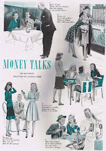 Photo: Friendly tips about money, but notice that 4 out of 5 are about men.
