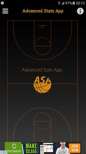 Advanced Stats App for NBA 1.1.1 screenshots 1