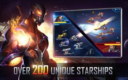 Galaxy Legend Screenshot 6