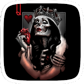 Poker Queen Theme