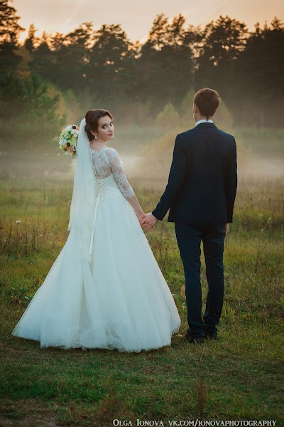 Wedding photographer Olga Ionova (OlgaIonova). Photo of 26.09.2015