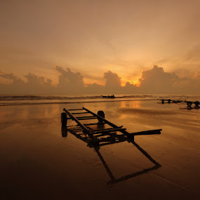 sunset day by AbuIrfan Outdoorgraphy - Landscapes Sunsets & Sunrises