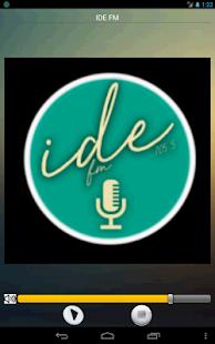 Rádio IDE FM - náhled