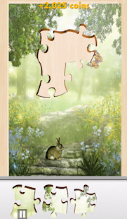 Live Jigsaws - Fantasy Forest- screenshot thumbnail