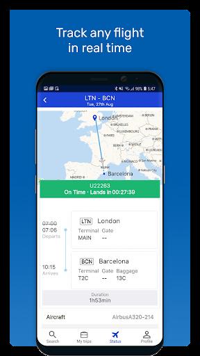 eDreams: Book cheap flights and travel deals 4.177.1 screenshots 5