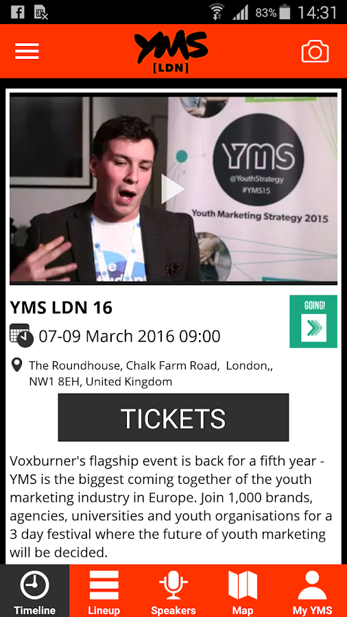 YMS | Youth Marketing Strategy- screenshot