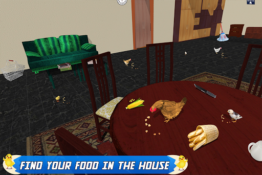 New Hen Family Simulator: Chicken Farming Games apkpoly screenshots 20