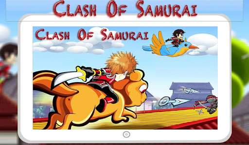Clash of Samurai