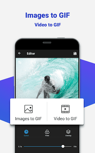 GIF maker, GIF editor with text, GIF camera, emoji 1.3.4 screenshots 2