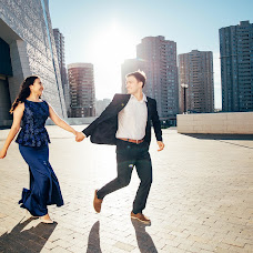 Wedding photographer Aleksandr Kalinichenko (alex1995). Photo of 01.08.2018