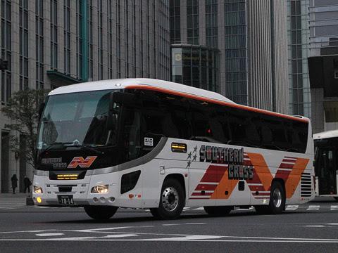 南海ウィングバス南部「サザンクロス」東京~なんば・和歌山線 1814_01