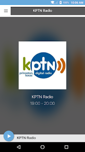 KPTN Radio- screenshot thumbnail