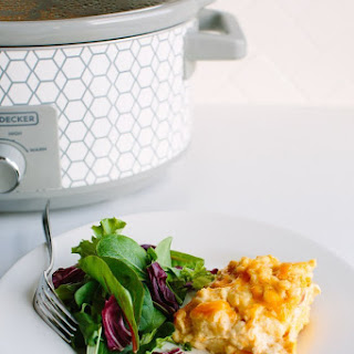 How To Make Mac and Cheese in the Slow Cooker.