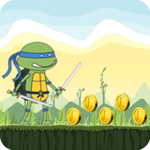 Hero Jump Bionic Turtle
