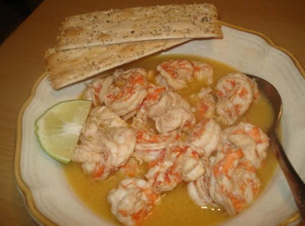 Poached Shrimp, Camarones Al Vapor Lento Recipe