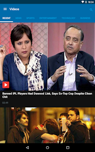 NDTV News - India- screenshot thumbnail