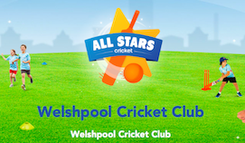 Welshpool launches kids cricket course