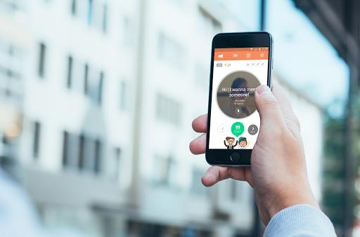 SOME - 笔友与随机聊天工具|玩通訊App免費|玩APPs