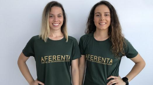 Julia y Miriam forman Centro Aferenta.