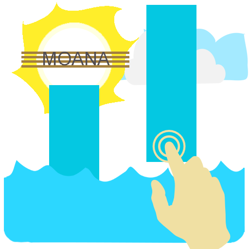 Piano Tiles - Moana for PC