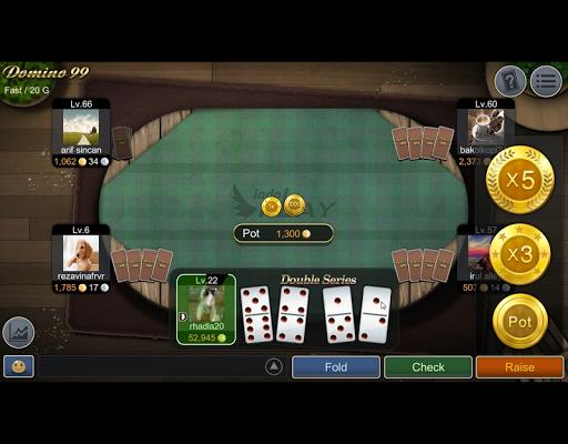 NEW Mango Domino 99 - QiuQiu  gameplay | by HackJr.Pw 13