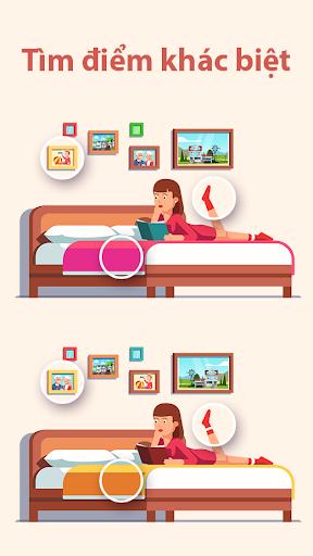TapTap Differences - Trò chơi Quan sát