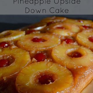 Pina Colada Pineapple Upside Down Cake.