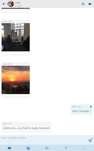 Gatehelpers Messenger - náhled