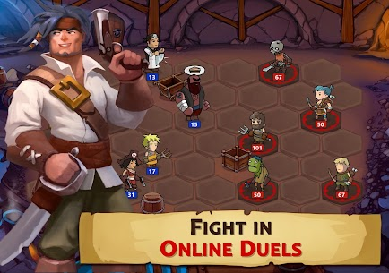 Braveland Heroes Mod Apk Download For Android and Iphone 8