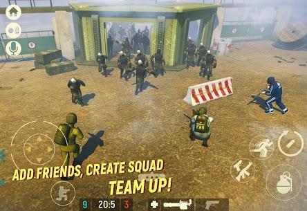Tacticool – 5v5 shooter mod apk download 5
