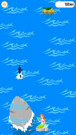 為什麽手機玩家都愛Shadow Stick Man Swim!下載冒險類App遊戲最佳選擇