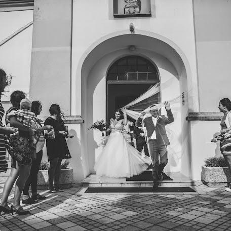 Fotógrafo de bodas Gergely Csigo (csiger). Foto del 22.01.2018