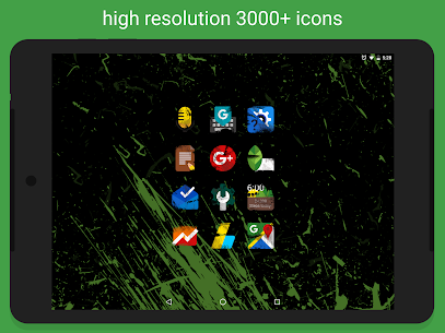 Ruggon – Icon Pack V2.8.1 Mod APK 9