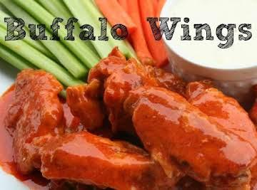 Slow Cooker Buffalo Wings