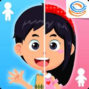 Marbel Gender - Boy and Girl
