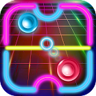 Air Glow Hockey Multiplayer icon