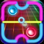Air Glow Hockey Multiplayer Icon