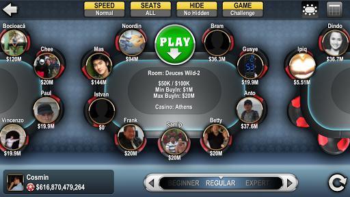 Ultimate Qublix Poker screenshot 2
