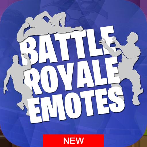 BATTLE ROYALE EMOTES