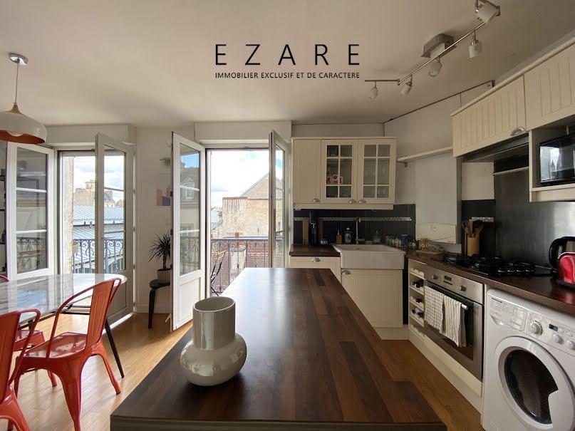 Vente appartement 3 pièces 69.12 m² à Dijon (21000), 229 000 €