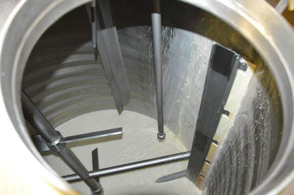 エシレバター製造工程2発酵