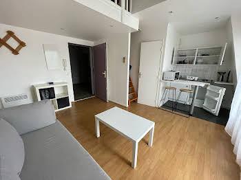 Studio meublé 20,08 m2