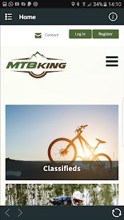 MTBking- screenshot thumbnail