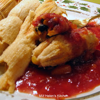 Christmas Eve Tamales Recipe