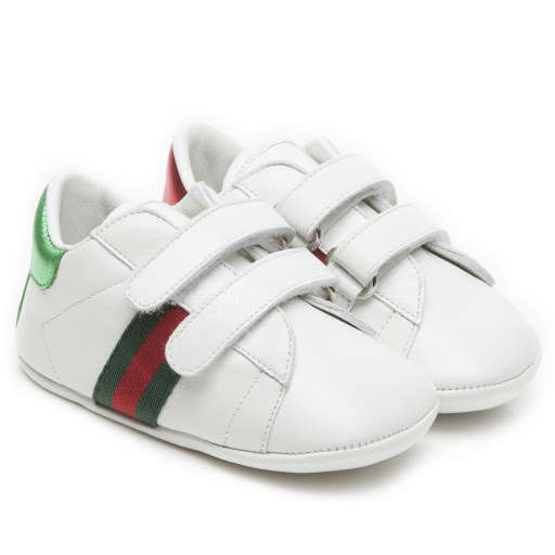 Thumbnail images of Gucci Web Strap Trainer
